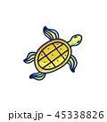 アイコン ベクタ ベクターのイラスト 45338826