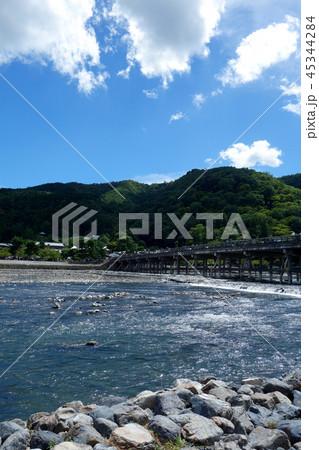 日本 京都 嵐山 桂川 渡月橋 Japan Kyoto Arashiyama togetsu-kyo 45344284