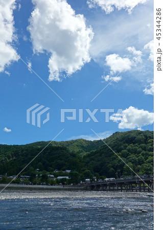日本 京都 嵐山 桂川 Japan Kyoto Arashiyama Katsuragawa 45344286