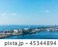 千葉港 コンビナート 千葉の写真 45344894