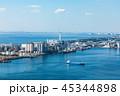 千葉港 コンビナート 千葉の写真 45344898
