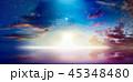 Way to heaven, bright light from heaven door 45348480