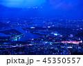 夜景 新日本三大夜景 都市の写真 45350557