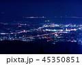皿倉山展望台から眺める新日本3大夜景【福岡県北九州市】 45350851