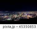 皿倉山展望台から眺める新日本3大夜景【福岡県北九州市】 45350853