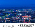 皿倉山展望台から眺める新日本3大夜景【福岡県北九州市】 45350857