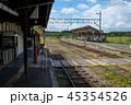 2013近江鉄道「日野駅」ホーム 45354526