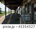 2016近江鉄道「日野駅」改札口 45354527