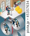 ビジネス 職業 企業のイラスト 45357634