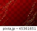 背景 バックグラウンド 金箔のイラスト 45361651