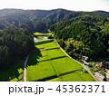 新潟県与板町の田園風景 45362371