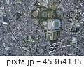 駒沢オリンピック公園周辺/真俯瞰空撮、2018撮影 45364135