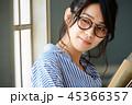 人物 女性 アジア人の写真 45366357