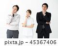 男性 女性 人物の写真 45367406