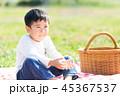 男の子 子供 幼児の写真 45367537