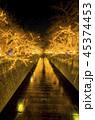 冬 川 風景の写真 45374453
