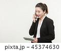フォン 電話 携帯電話の写真 45374630