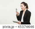 フォン 電話 携帯電話の写真 45374646