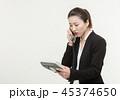 フォン 電話 携帯電話の写真 45374650
