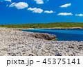 Cala des Talaier Area at Menorca Island 45375141
