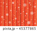 背景 クリスマス ゆきのイラスト 45377865