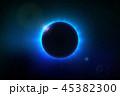 エクリプス ソーラー 太陽のイラスト 45382300