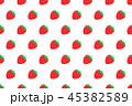 いちご イチゴ 苺のイラスト 45382589