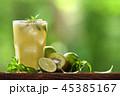 ジュース くだもの フルーツの写真 45385167