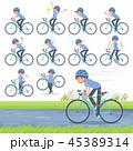 flat type Mash hair women Sportswear_road bike 45389314