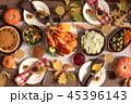 サンクスギビングデー 収穫感謝祭 感謝祭の写真 45396143