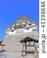 唐津城 舞鶴城 城の写真 45398686