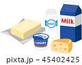 乳製品 45402425