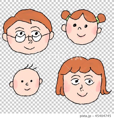 가족의 얼굴 45404745