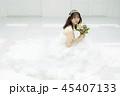 女性 結婚 ブライダルイメージ 45407133
