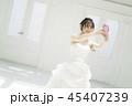 結婚 ブライダル ウエディングの写真 45407239