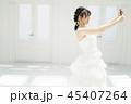 結婚 ブライダル ウエディングの写真 45407264