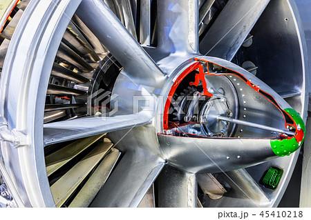 Aviation turbojet engine equipment 45410218