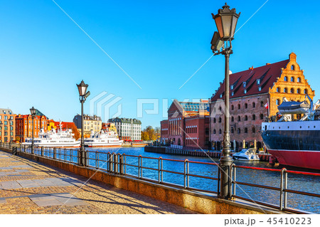 Old Town of Gdansk, Poland 45410223