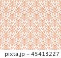 パターン 柄 模様のイラスト 45413227