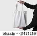 袋 スペース 空白の写真 45415139