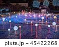 クリスマス 光 ネオンの写真 45422268