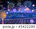 クリスマス 光 ネオンの写真 45422280