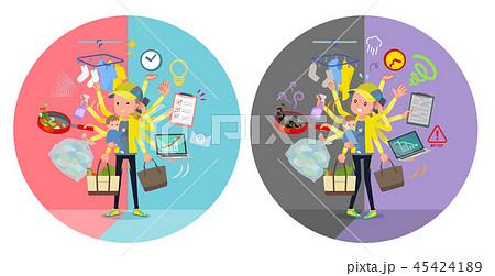 flat type Sportswear women_mulch task switch 45424189