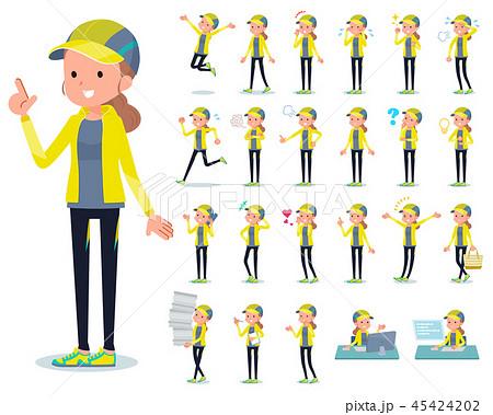 flat type Sportswear women_emotion 45424202