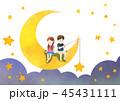 子 子供 デザインのイラスト 45431111