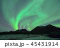 ノルウェー トロムソのオーロラ 45431914