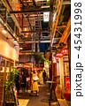 吉祥寺 ハーモニカ横丁 飲み屋街の写真 45431998