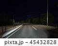 真夜中の高速道路 45432828