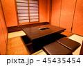 焼肉店の個室 45435454