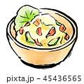 筆描き ポテトサラダ 45436565